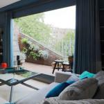 Apartment balcony, London SW6