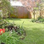 Family garden, London N3